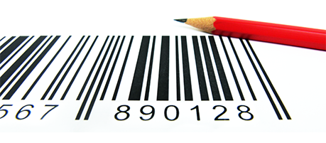 barcode registration